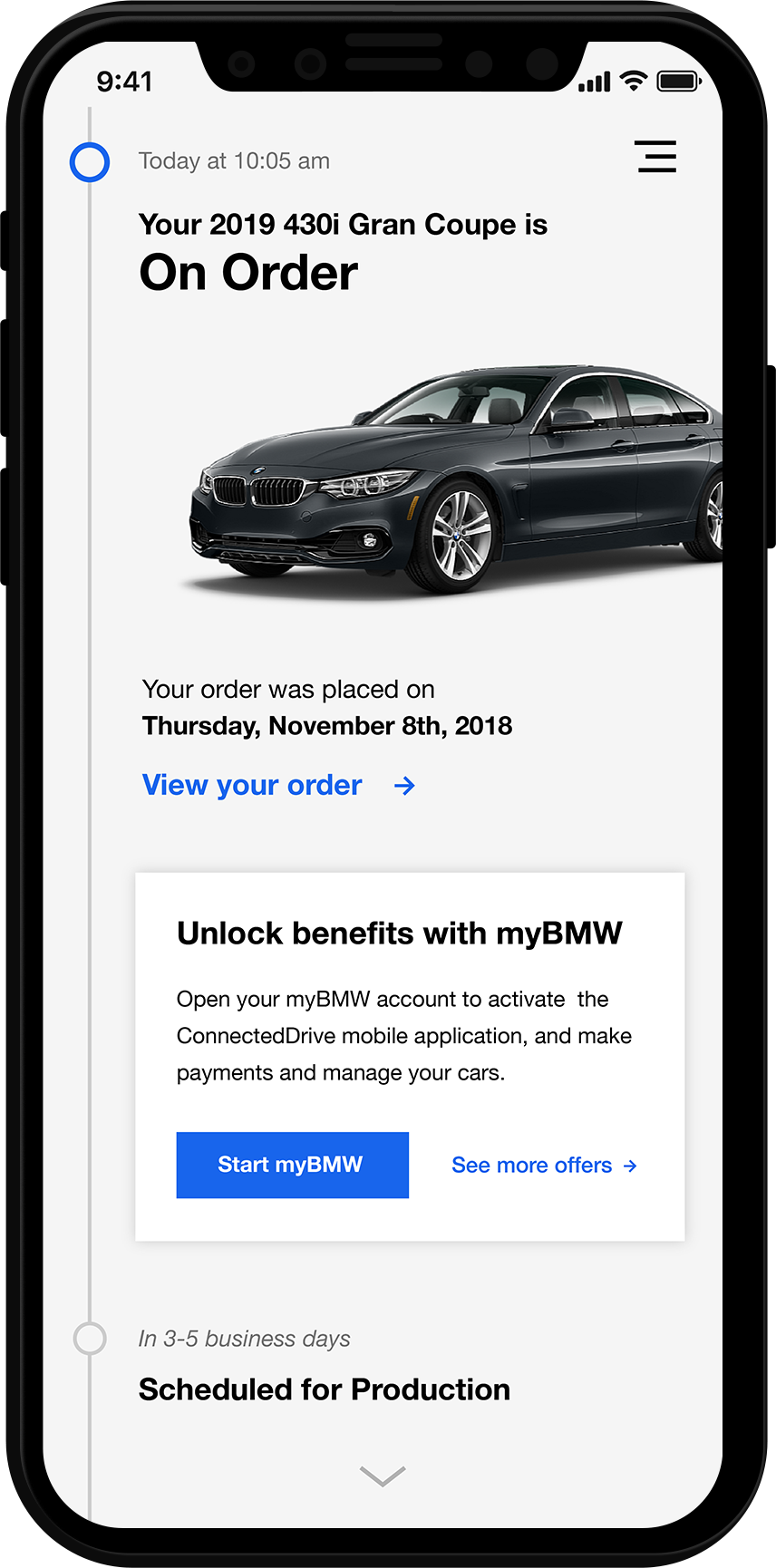 BMW Financial Services – Lauren Schneider